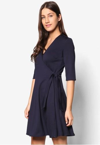 Collesprit台灣outletection 裹飾及膝連身裙, 服飾, 正式洋裝