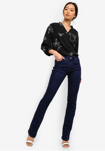 0e35d539cc6 Buy ZALORA Bell Bottom Jeans Online