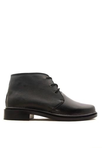 Coup d' etat black ABRI MIlitary Dress Shoes X King Java 0FD1BSHC21E295GS_1
