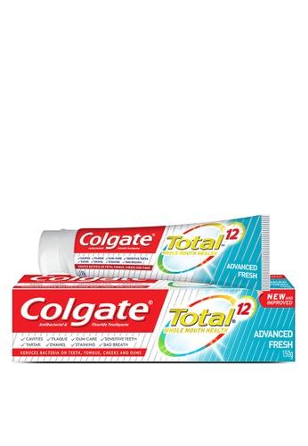 COLGATE Colgate Total Advanced Fresh Toothpaste 150g C4686ESD3869B2GS_1