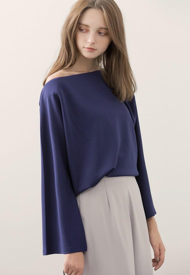 Simply Elegant Slit Top