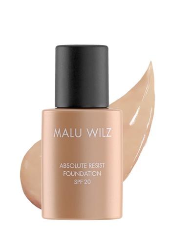 Malu Wilz beige Absolute Resist Foundation SPF20 Nr.22 MA792BE49TXAMY_1