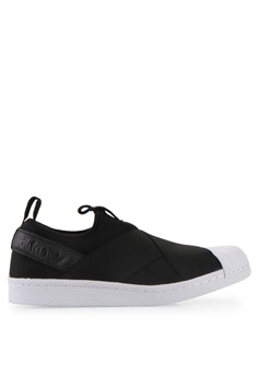 adidas black adidas originals superstar slip on w 3FF7DSH4B9222DGS 1 31cca5d49e