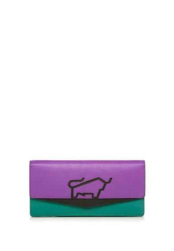 Braun Buffel green Elisha 2 Fold Long Wallet FD61FAC38E0DD6GS_1