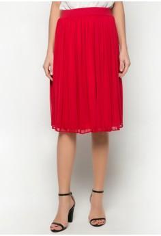 Dalyn Midi Tulle Skirt