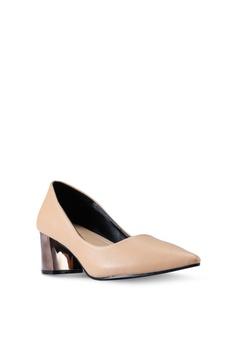943f738ab8f Spiffy Metallic Heel Pumps RM 79.90. Sizes 4 5