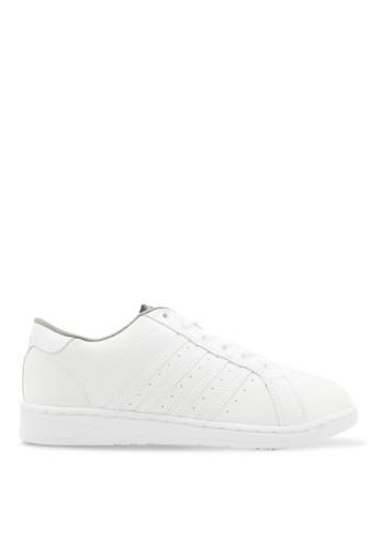 FANS white Fans Oregon WW - Casual Shoes Black 652C4SH265E467GS_1