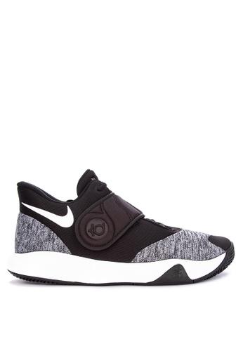 Nike black KD Trey 5 Vi Shoes 52E77SH3C33C63GS_1