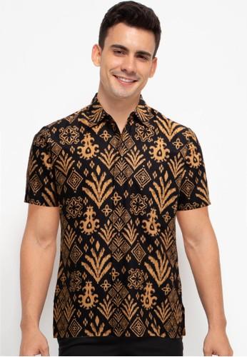bhatara batik black and brown TAMA SHIRT F288DAA9798195GS_1