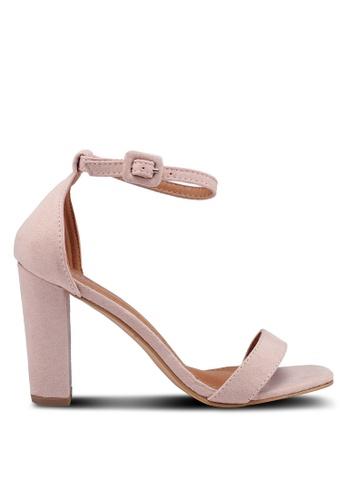 Rubi 粉紅色 San Marilyn Heels CFDEFSH8C7C21EGS_1