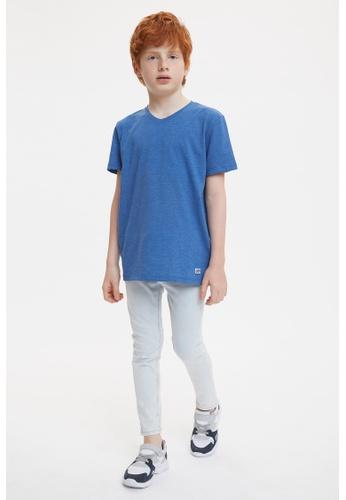 DeFacto blue Boy Denim Trousers 38625KAF0E537FGS_1