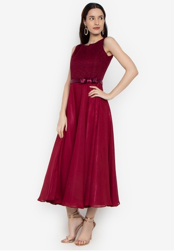 abc079ff111 Shop Get Laud Sexy Maxi Dress Online on ZALORA Philippines