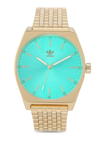 adidas gold adidas originals Process M1 Watch C2FDFACE13CCA1GS_1