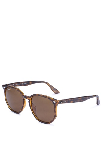 Ray-Ban brown Ray-Ban RB4306F Sunglasses 6877EGL59D5E97GS_1
