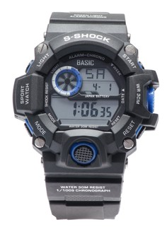Basic Digital Watch