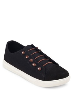 Multi Knot Lace Sneakers