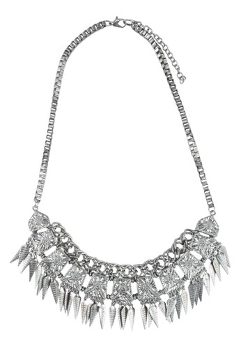 Seductive Spike Necklace, 飾品配esprit門市件, 項鍊