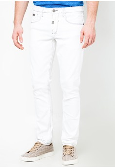 Sneaker Non-Denim Pants