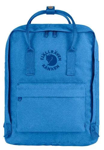 Fjallraven Kanken blue Un Blue Re Kanken  Backpack 7A28AAC6691AABGS_1