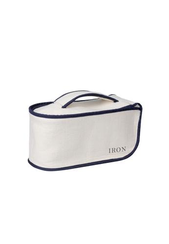 JVD JVD Lifestyle Iron Caddy Bag, Beige A7244HL5DCC3A2GS_1
