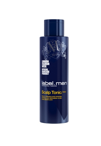 label.m navy Label.men Scalp Tonic 150ml LA552BE51MMEMY_1