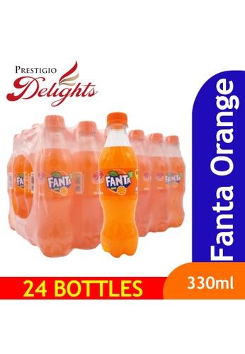 Prestigio Delights Fanta Orange 330ml x 24 Bottle 1D6DEES988DBC4GS_1