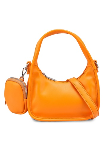 nose orange Sporty Hand Bag 96929ACDC2EA0AGS_1