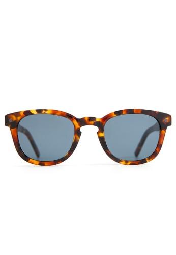 Marshall Eyewear brown and blue Robert Havana MA266AC53OXASG_1