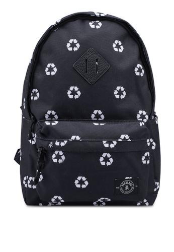 Parkland black Bayside Backpack EB1FCAC397CF7BGS_1