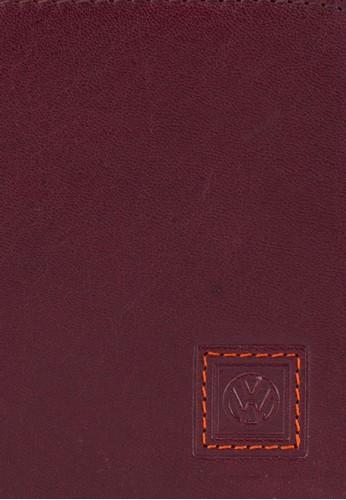 經典皮革esprit台灣網頁對折短夾, 飾品配件, 飾品配件