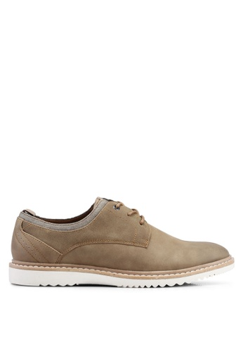 Bata brown Smart Casual Shoes B2F84SH2B98270GS_1