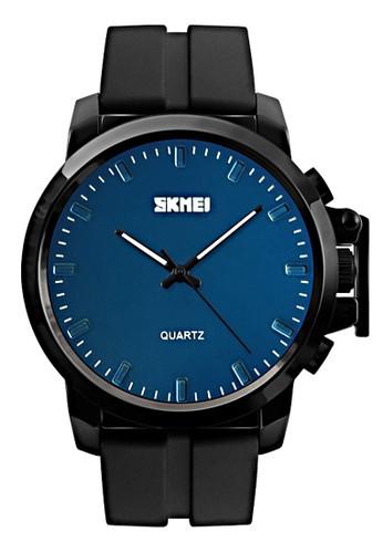 Digitec black and blue Skmei - Jam Tangan Pria - Black - Rubber Strap - 1208-B DI108AC06ASZID_1