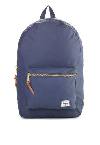 Herschel blue Settlement Backpack HE449AC17SISID 1 00b1284773a3b