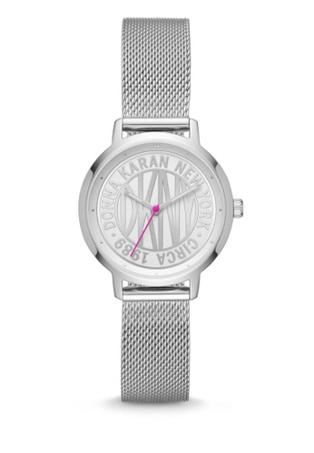 DKNY silver DKNY The Modernist Silver Watch NY2672 A4027AC120E101GS_1