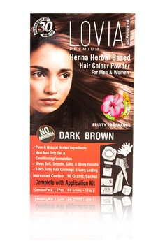 Herbal Hair Colour Powder 60G