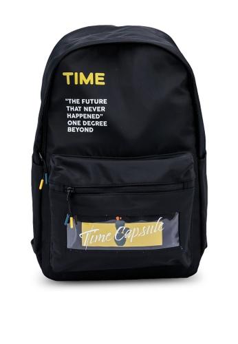 361° black Sports Life Backpack 03B0BACCD2279EGS_1