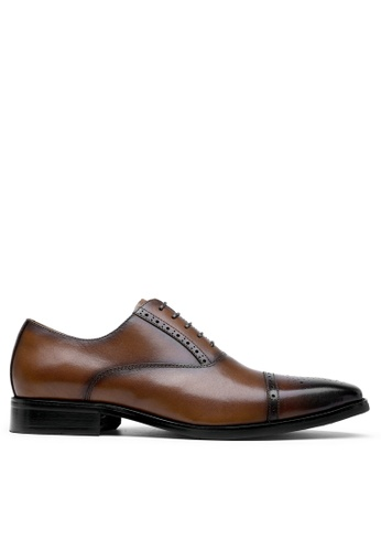 Twenty Eight Shoes Galliano Vintage Leathers Brogues DS898306 BF047SH8843221GS_1