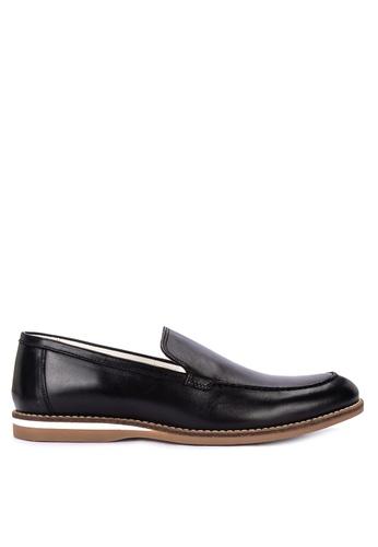 Mendrez black Clark Formal Shoes 92687SH61D2A4FGS_1