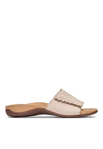 Vionic pink Florence Side Sandal 4FEA8SHD2CAD75GS_1