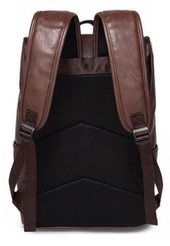 05f06e285b Buy Lara Buckle Zipper Fasten Bag Plain Travel Backpack for Men Online on ZALORA  Singapore