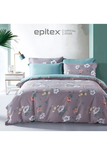 Epitex Epitex CP2033-3 900TC 100% Cotton Bedsheet - Fitted Sheet Set (w/o quilt cover) 9EF8BHL27B4E42GS_1