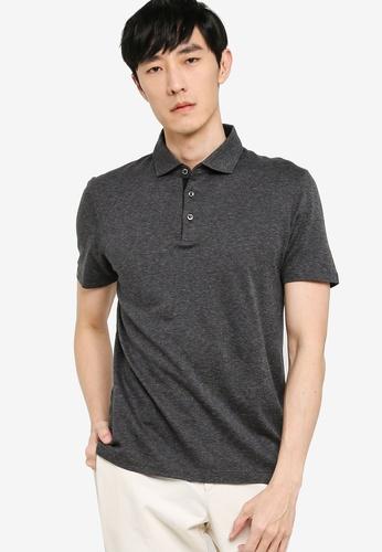 BOSS 黑色 T-Pryde CNY Polo Shirt DB337AAC0AD3BFGS_1