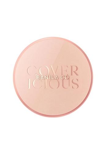 Banila Co. Covericious Glow Fit Cushion SPF45 PA++ (19C Cream) 6F7F9BEF024158GS_1