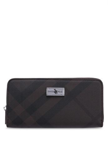 9dbee4f2f07 Buy Swiss Polo Zipper Wallet Online on ZALORA Singapore