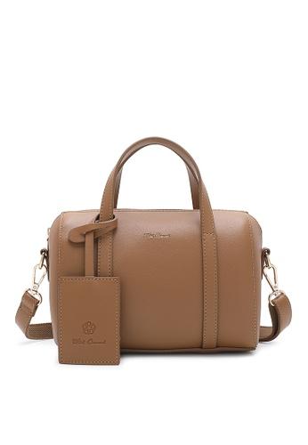 Wild Channel brown Women's Hand Bag / Top Handle Bag 30B0EAC72E2336GS_1