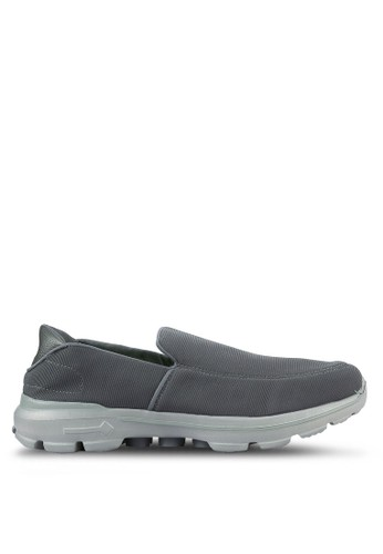 UniqTee grey Lightweight Slip-On Sport Sneakers UN097SH0RS4HMY_1