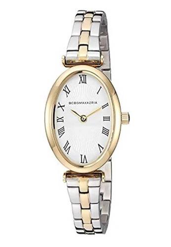 BCBG multi BCBGMAXAZRIA BG50910006 Gold and Silver Stainless Steel Watch 16048AC59DE5CBGS_1