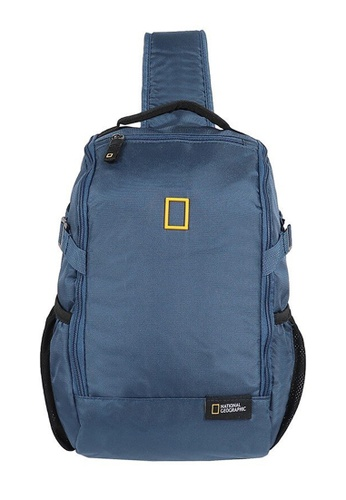 National Geographic blue National Geographic Recovery Sling Bag 73E93AC38D0391GS_1