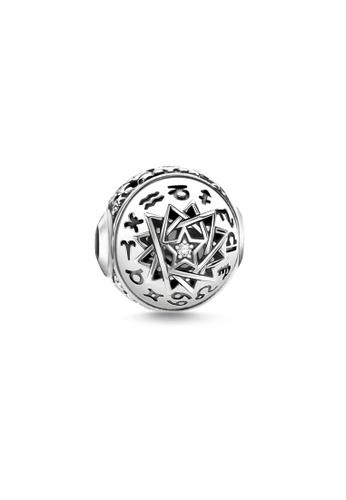 "THOMAS SABO silver Bead ""zodiac signs"" 531ACACC4CB30BGS_1"