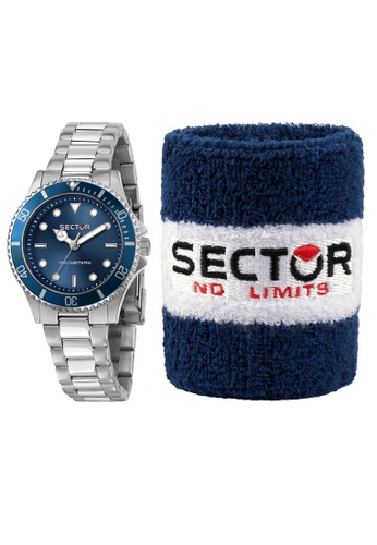 Sector SECTOR 230 Silver Metal Band Ladies' Watches R3253161530 4951DAC95B6DDDGS_1